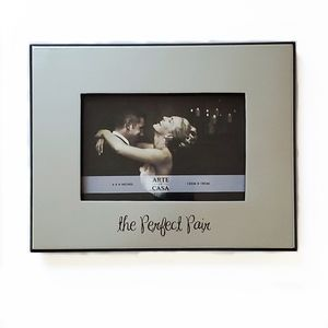 Silver Lacquer Photo Frame 4x6 NEW